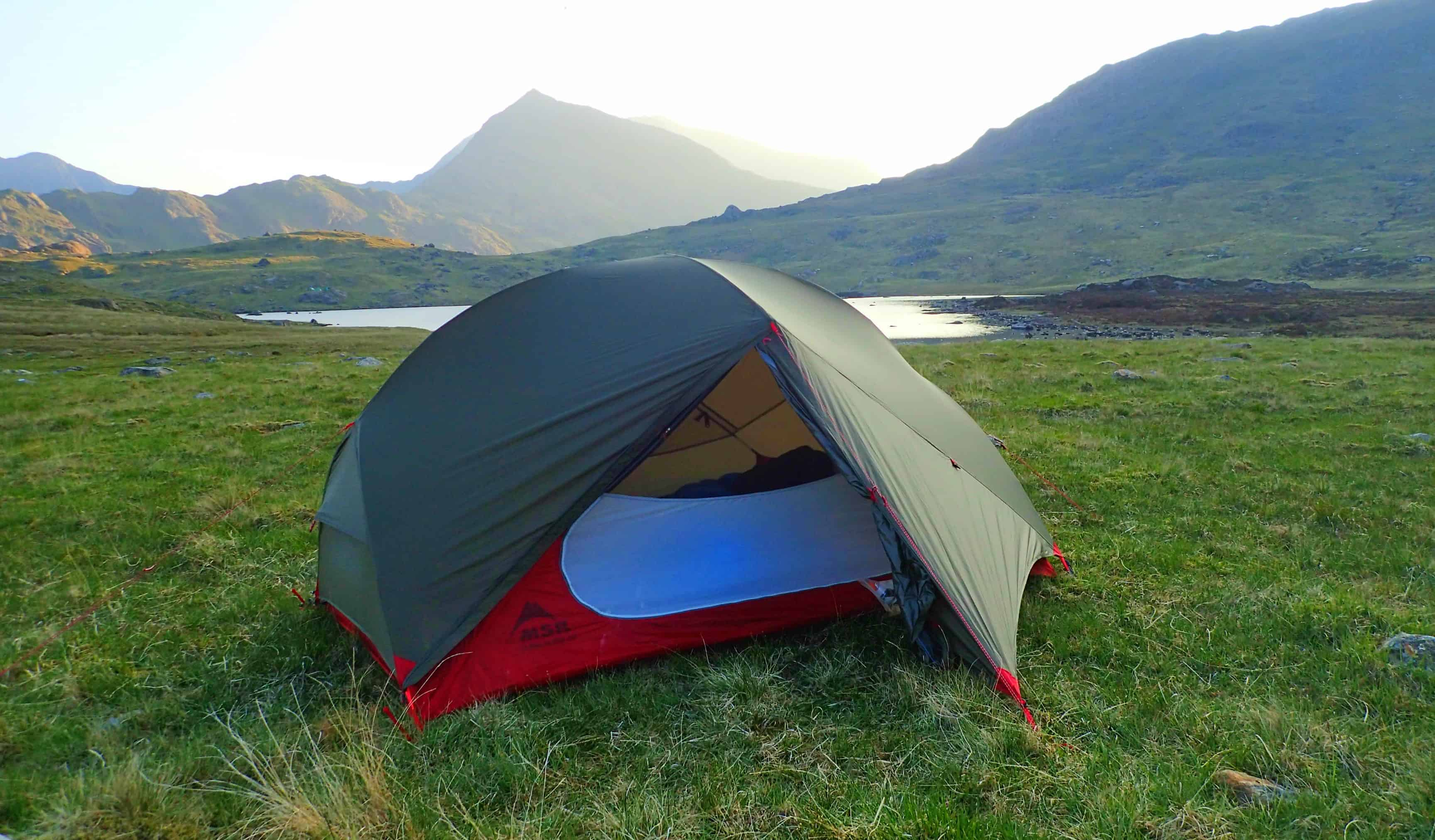 MSR Hubba Hubba NX Tent Review