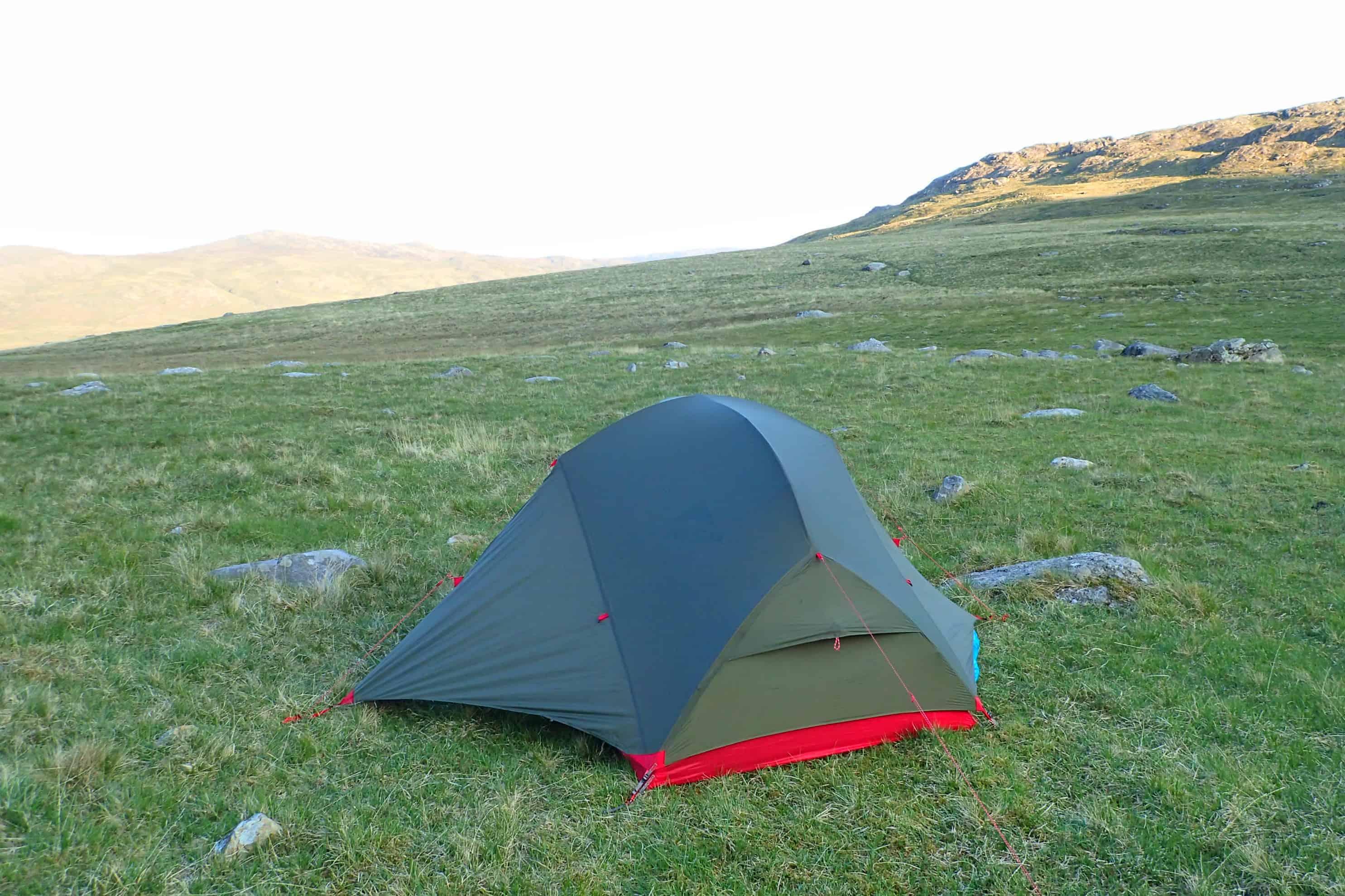 MSR Hubba Hubba Tent Review
