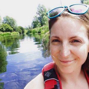 Interview with Laura Kennington; Channel Island Triathlon