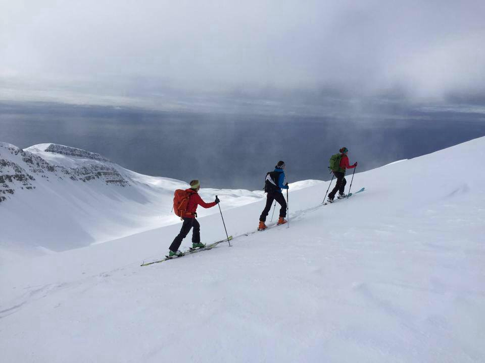 Interview with Julia Tregaskis-Allen; Becoming an International Mountain Leader