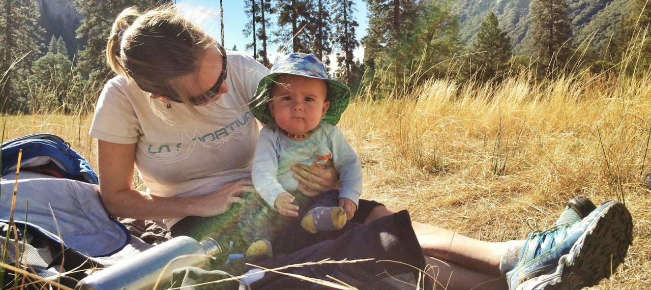 Interview with Beth Rodden; Climbing at 6 Months Pregnant