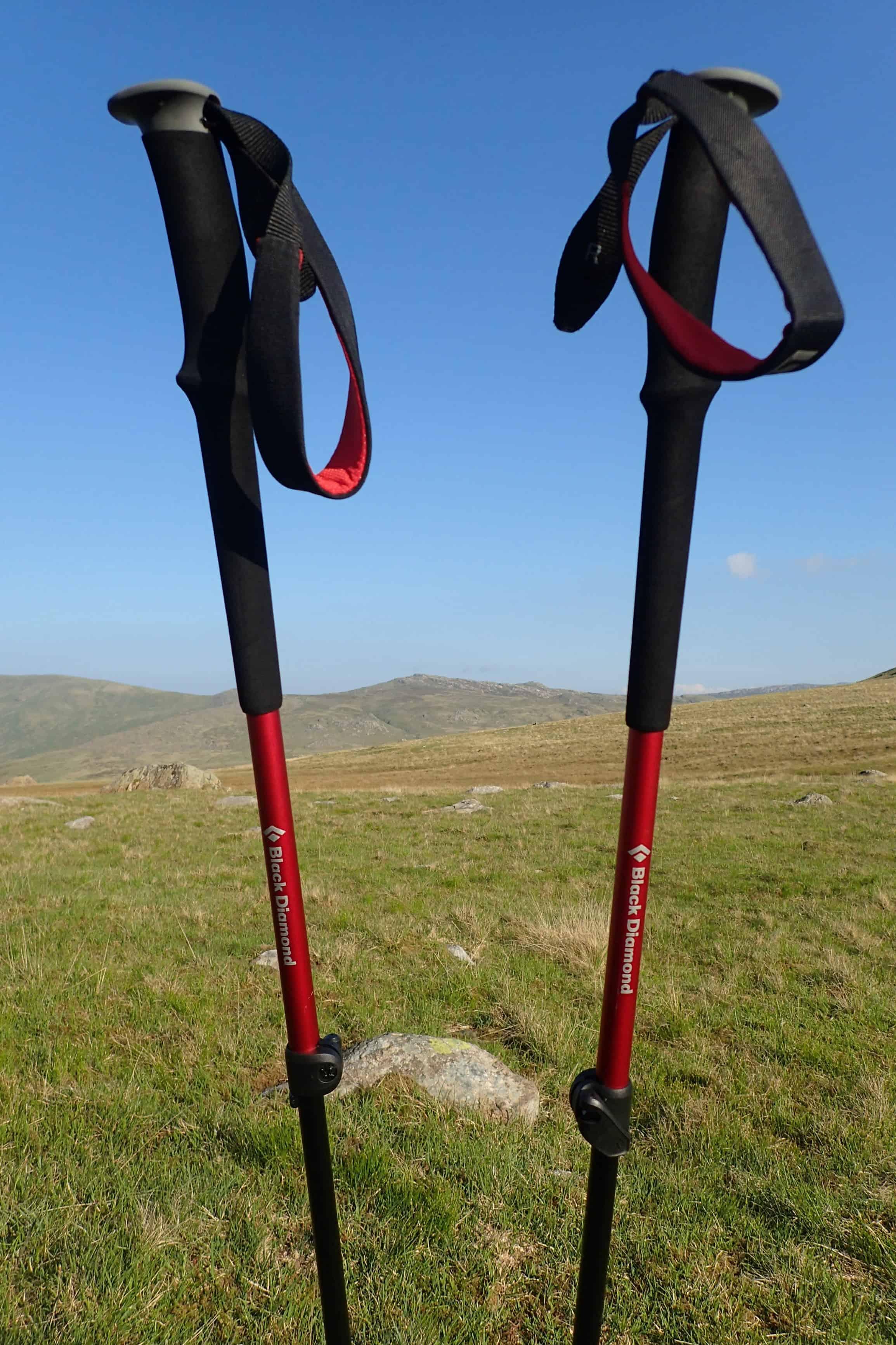 Black Diamond Trail Trekking Poles Review