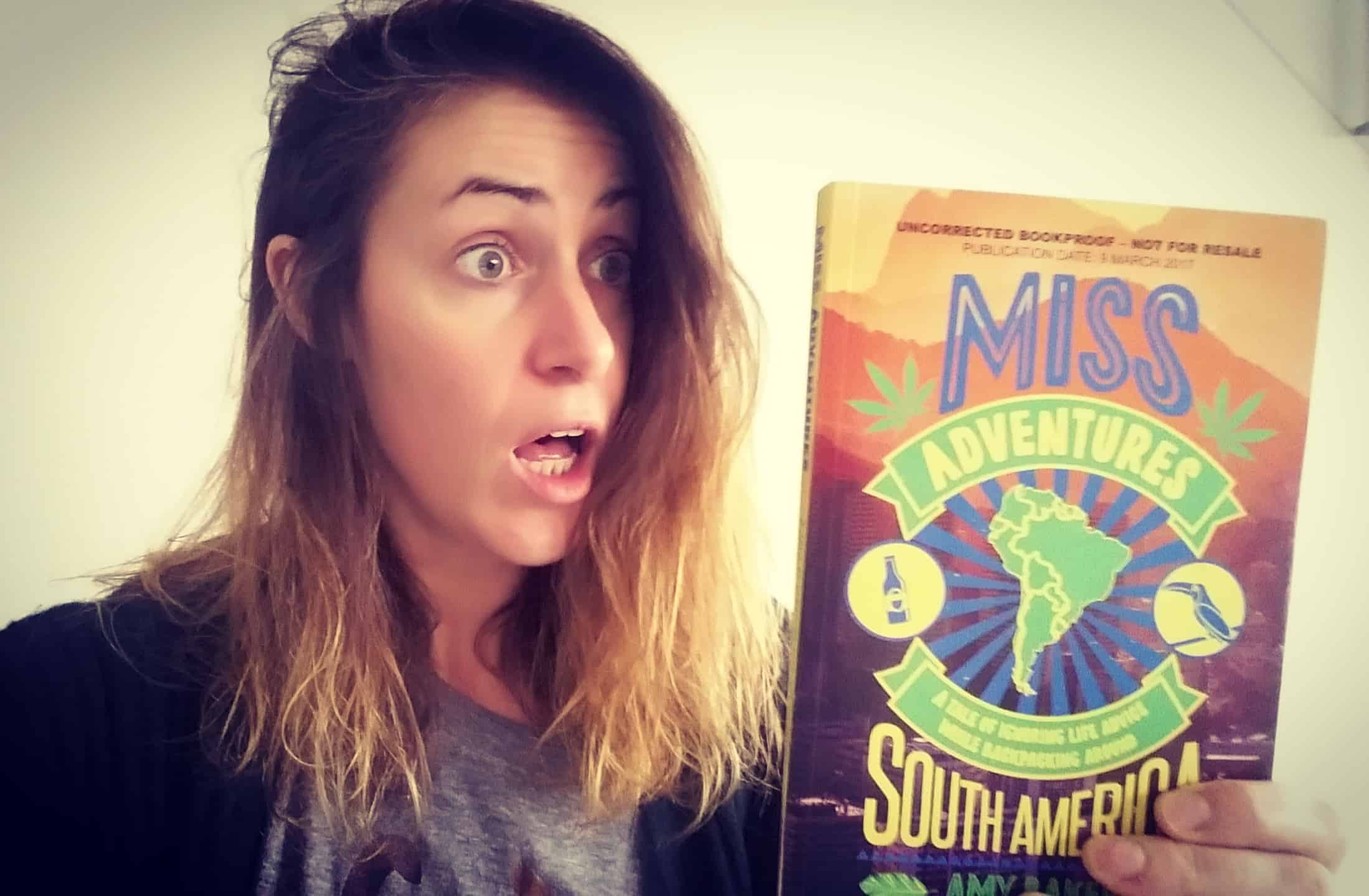 Miss Adventures - shock
