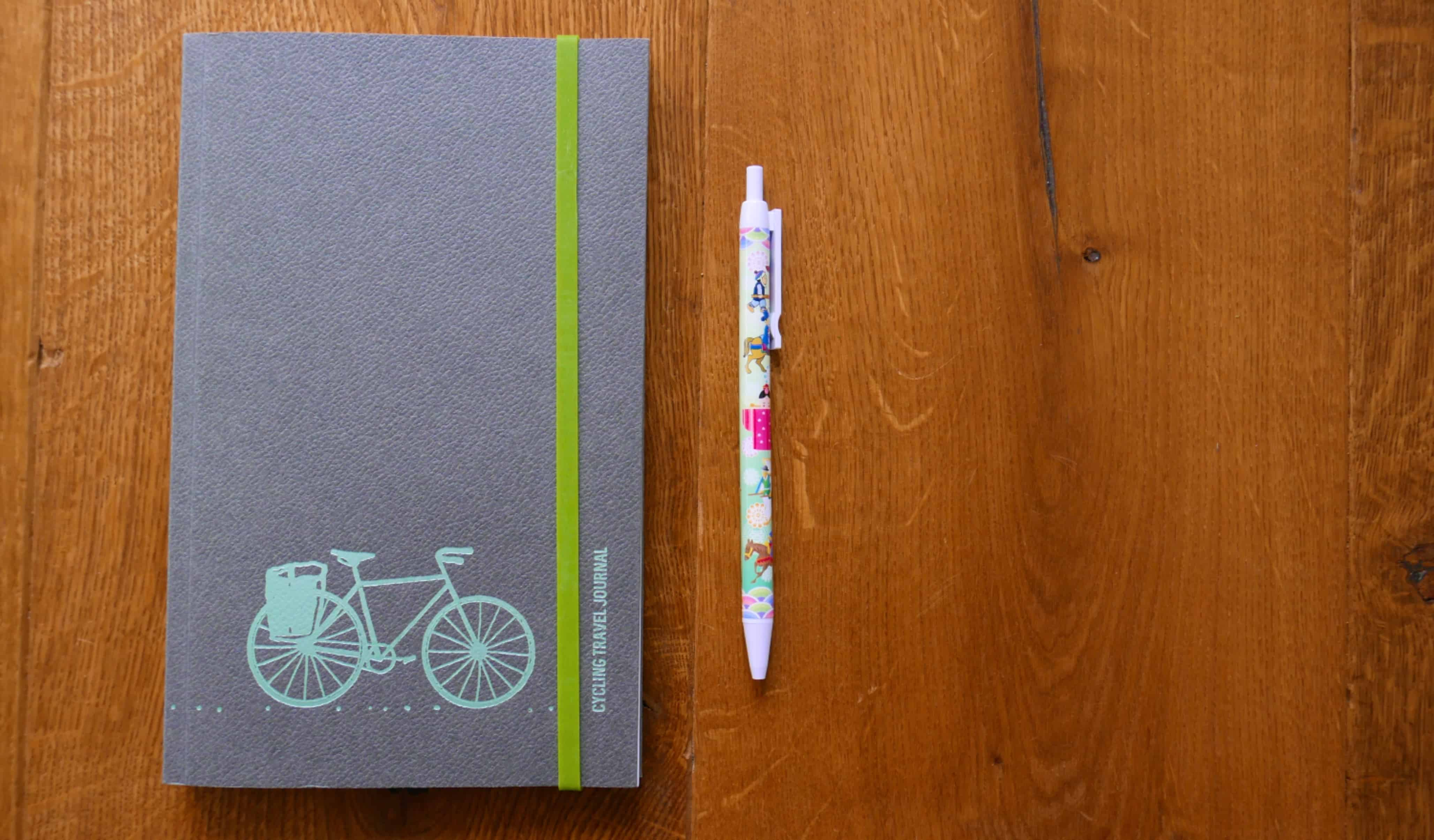 Cycling Travel Journal Review