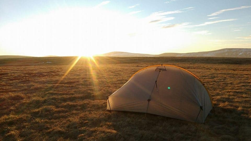 Family Wildcamping; 12 Top Tips