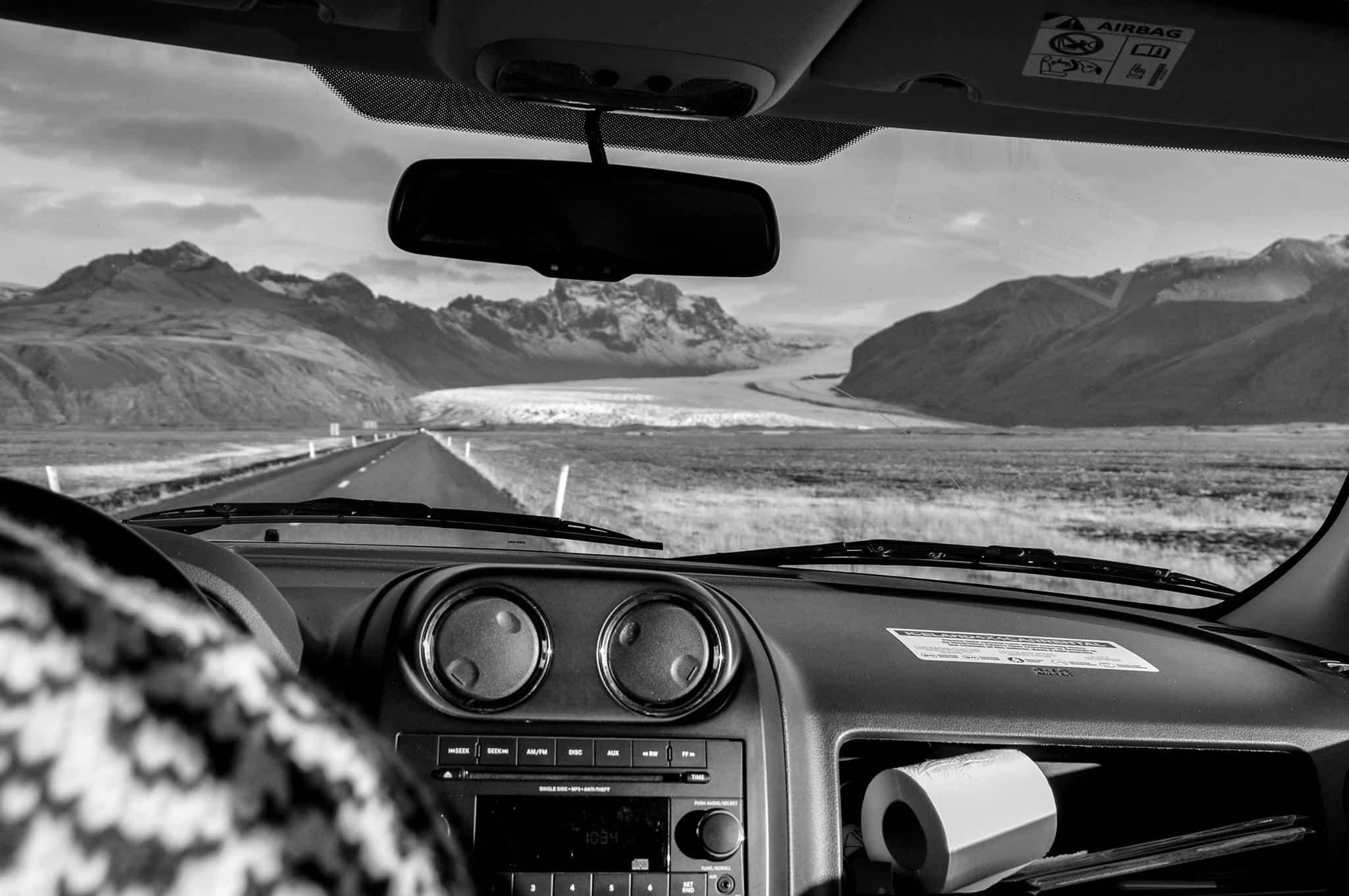 Sarah Tingey Iceland scientific expedition