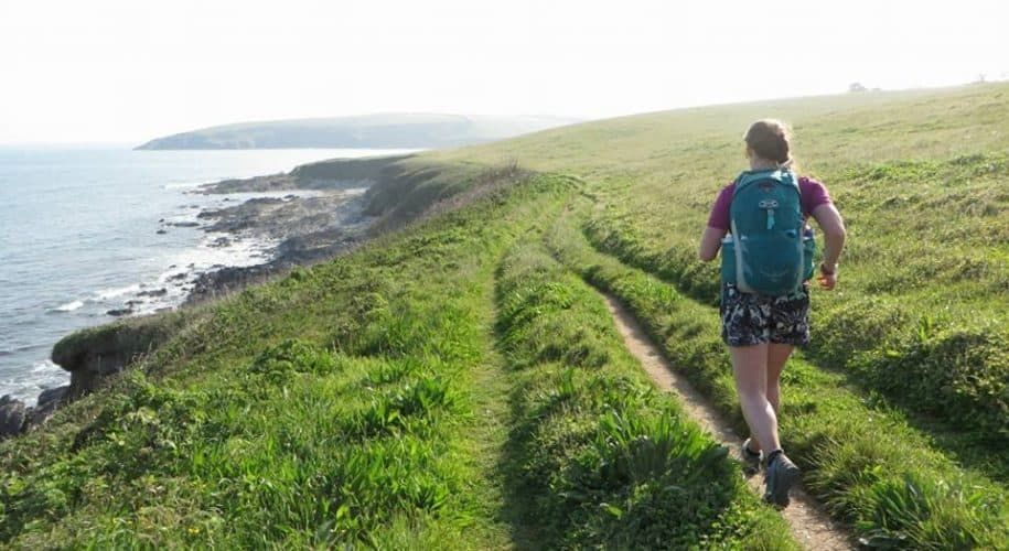 Running the South West Coast