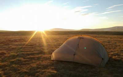 Family Wildcamping; Picking the Perfect Spot