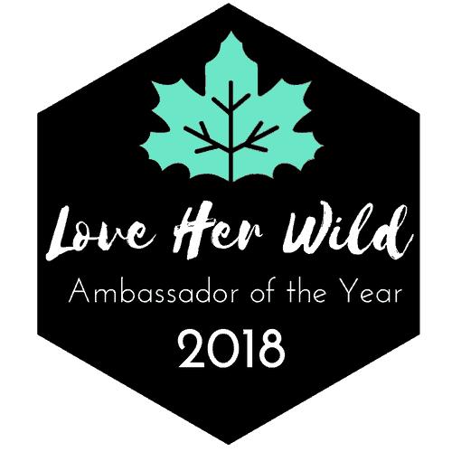 Love Her Wild Ambassador of the Year