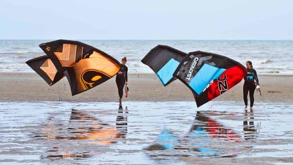 Top Tips; Get Into Kitesurfing