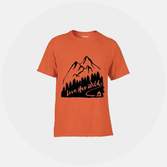 Love Her Wild T-shirts
