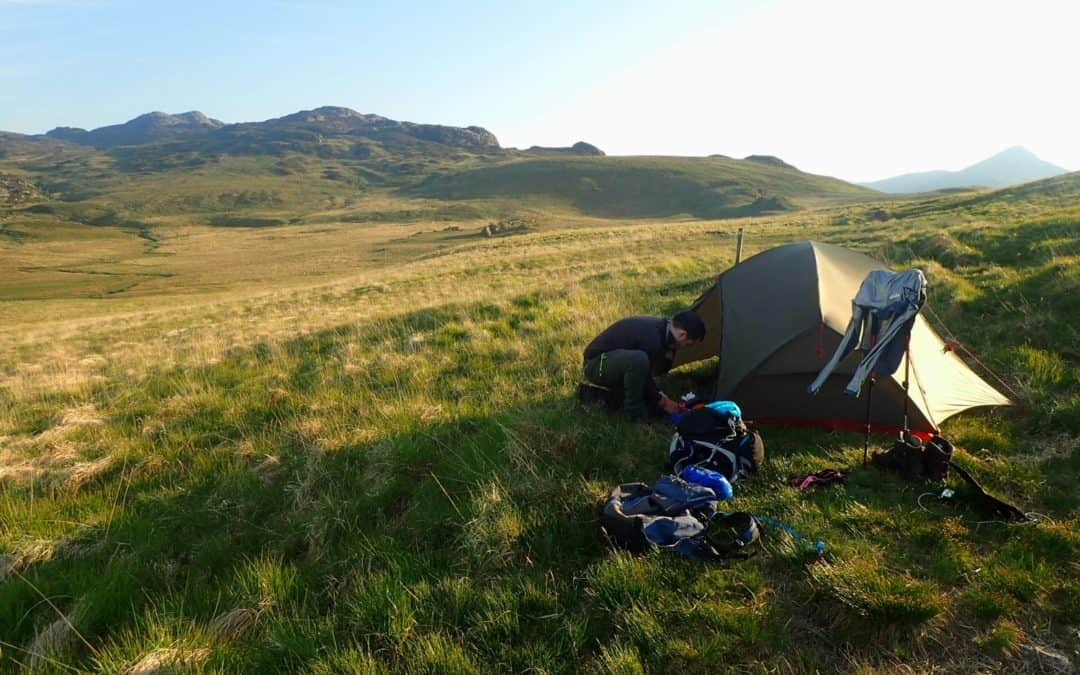 Family Wildcamping; Nail The Morning Routine