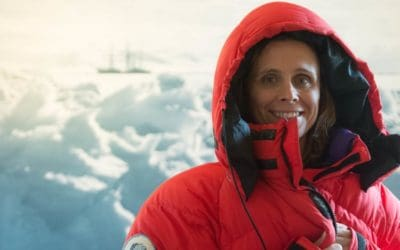 Interview with Wendy Searle; reaching the South Pole