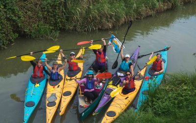 Win a place on Paddle Pickup; Length of Wales