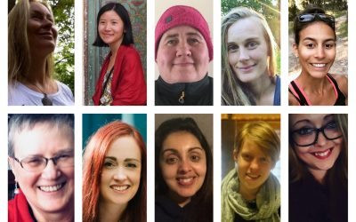 Who are the 10 women who will be surviving in The Woods?