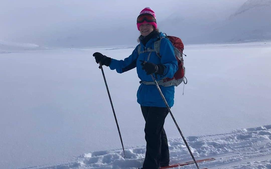 Lessons learned from my Arctic Challenge in the Abisko National Park